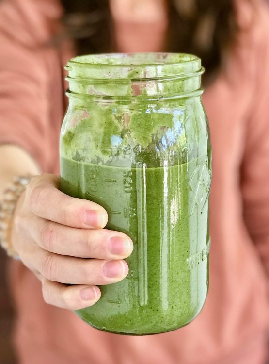 Clutter Healing Smoothie